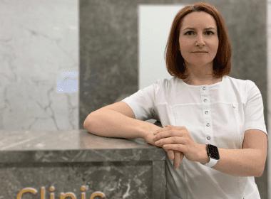 Фотография врача - Елена Тюленева